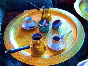 Марокканский кофе