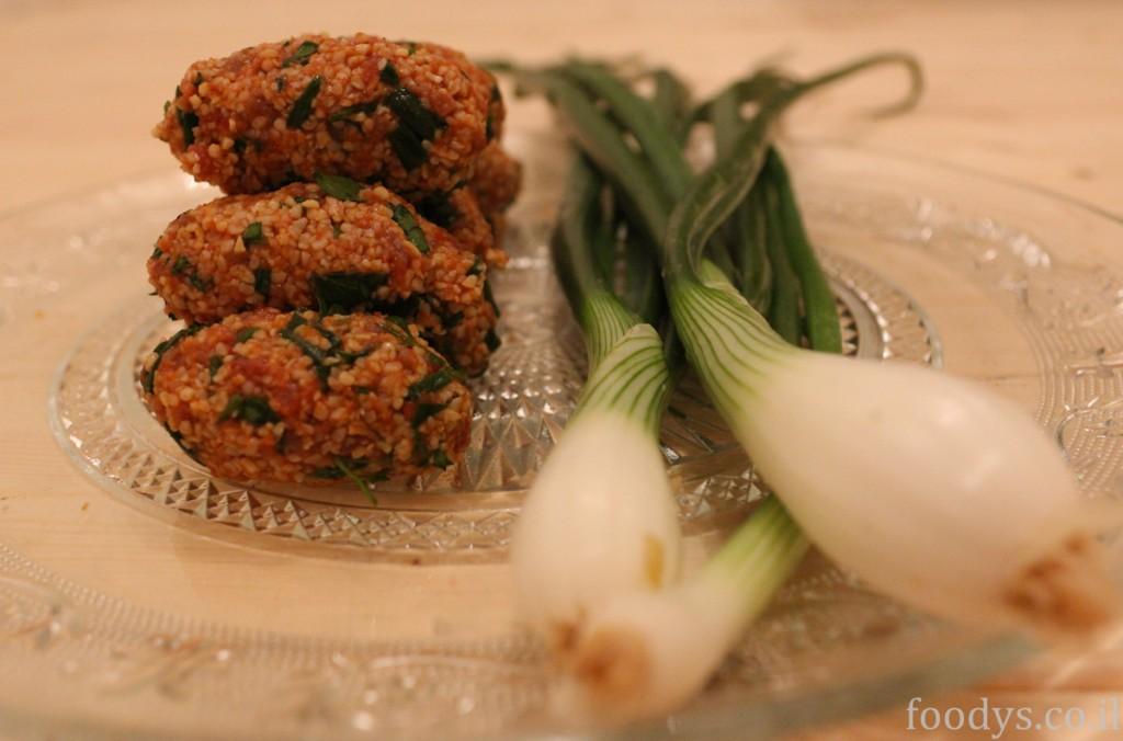 кибе ния сирийская кухня