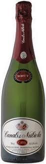 Испанское вино: Кава Брют Каналс и Нубиола