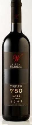 Израильское вино: Таймлесс 780, Вилла Вильхельма, Израиль
