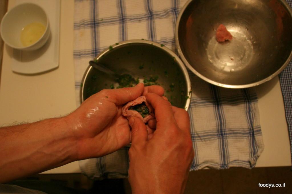 Кулинарния - кибе и кубе. Приготовление на дому.
