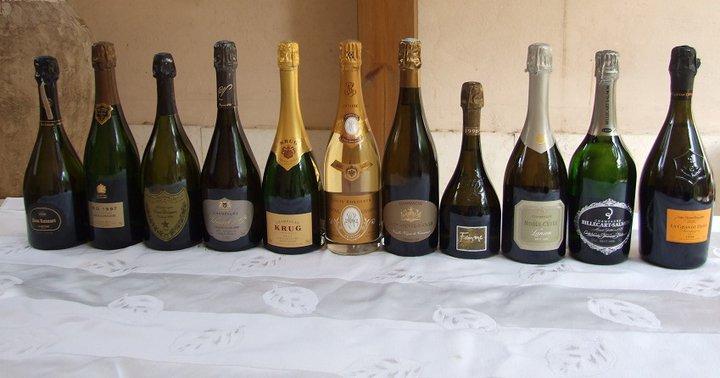 Вова Ташаев Дегустация Шампанских Вин в 2010