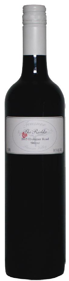 Австралийское вино, Эбенезер роад, шираз,  Тоузнер, Австралия
