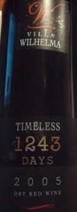 Таймлесс 1243 Вилла Вильхельма Израиль