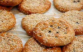 Вова Ташаев, Баба ба тамар результат, Иракская Кухня