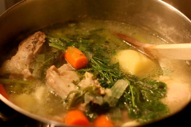 Вова Ташаев Kуриный суп Израиль