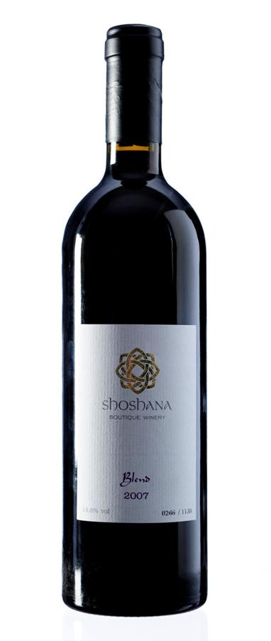 Израильское вино: Бленд Шошана Израиль