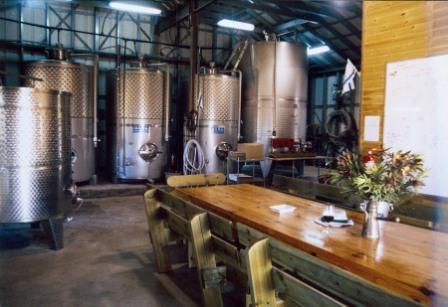 Израильские вина: Винодельня Базелет Хаголан Зал