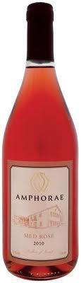 Израильские вина: Мед Розе, Специальная серия для магазина Дерех Хаяйн, Амфора, Израиль