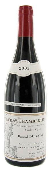 Французские вина: Dugat Py Gevrey-Chambertin Vielles Vignes, Бургундия, Франция