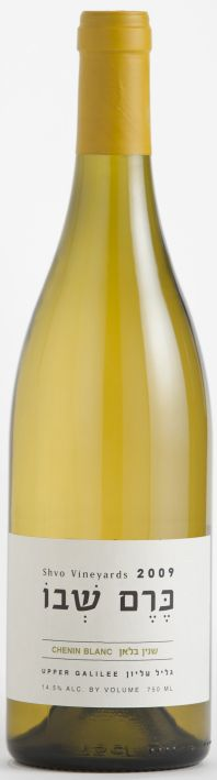 Израильское вино: Шенин Блан, Керем Шво, Верхняя Галилея, Израиль