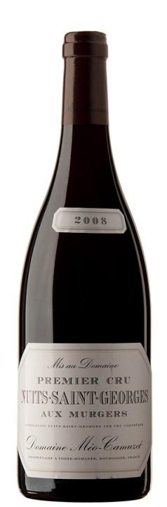 Французские вина:Aux Murgers 2008, Nuits-Saint-Georges 1er Cru, Domaine Meo-Camuzet, Бургундия, Франция