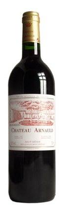 Французские вина: Шато Арно, Кру Буржуа, О-Медок, Бордо, Франция