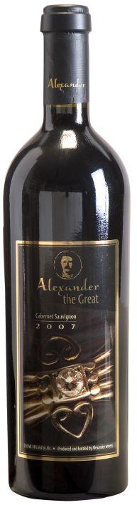 Израильское вино: Каберне совиньон, Александр Хагадоль, Верхняя Галилея, Израиль