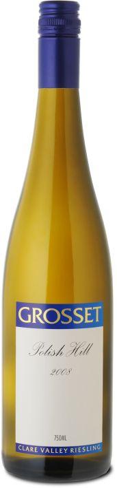 Австралийские вина: Рислинг, Гроссет, Полиш Хилл, Долина Клэйр, Австралия