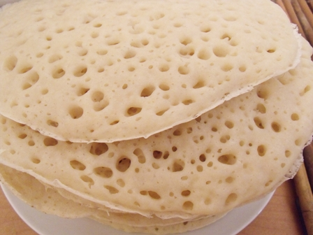 Йеменская кухня: Готовый Лахух