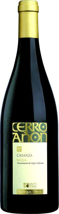 Испанские вина : Серра Аньон, Крианза, 2009, Бодегас Оларра, Риоха, Испания