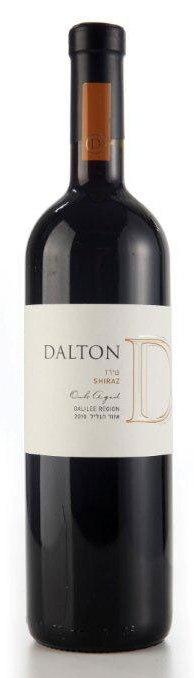 Израильские вина: Шираз, Д, Дальтон, 2010, Верхняя Галилея, Израиль