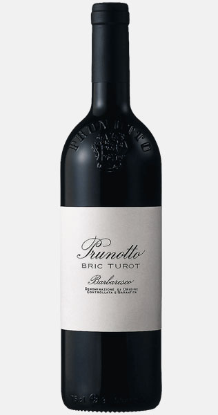 Итальянские вина: Брик Турот, Барбареско, Прунотто, Пьемонте, Италия