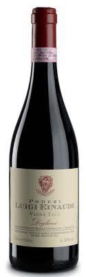 Итальянские вина: Винья Тек, Долиани, Луиджи Ейнауди, Пьемонте, Италия