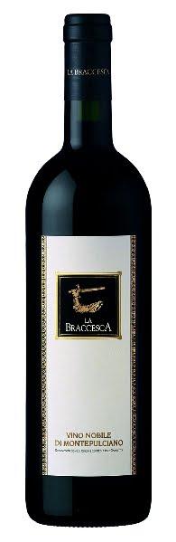 Итальянские вина: Вино Нобиле ди Монтепульчиано, Ла Браческа, Антинори, Тоскана, Италия