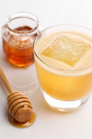 Начало - Медов0-яблочный коктейль