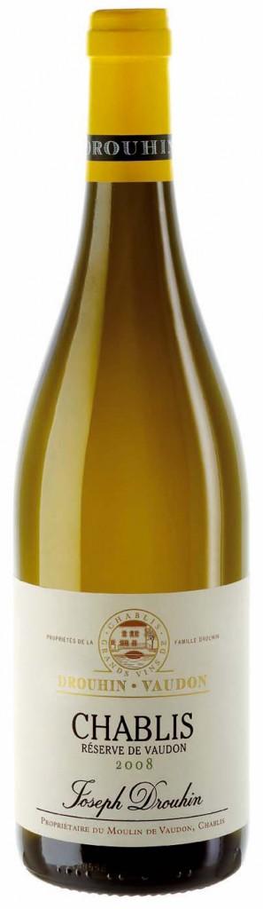 Французские вина: Шабли, Домейн Водон, Домейн Джозеф Дроуан, Бургундия, Франция
