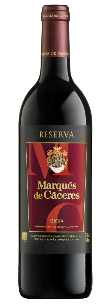 Испанские вина: Резерва, Маркез де Касерез,  Рьоха, Испания