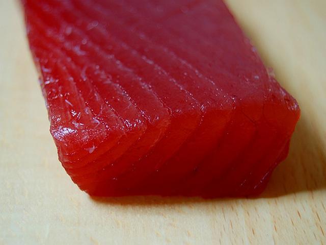 Мясо тунца блуфин