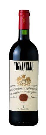 Итальянские вина: Тиньянелло, Антинори, Тоскана, Италия