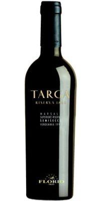 Итальянские вина: Тарга, Марсала,  Супериоре Ризерва, Флорио, Сицилия, Италия