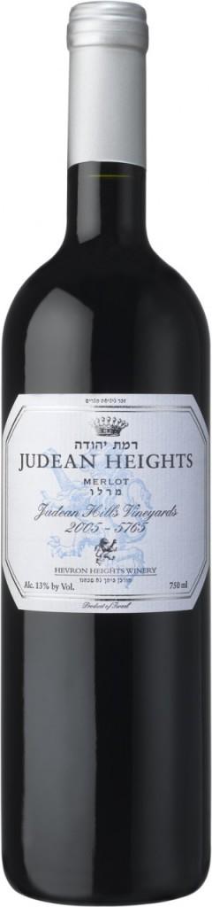 Hevron Heights Jerusalem Heights Merlot
