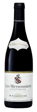 Французские вина: Ле Мейзонье, Кроз-Эрмитаж, М. Чапотье, Долина Роны, Франция