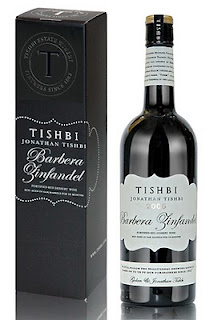 Израильские вина: Барбера, Зинфандель, Джонатан Тишби, Тишби, Верхняя Галилея, Израиль