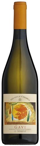 Итальянские вина: Гави ди Марне, Микеле Киарло, Пьемонте, Италия