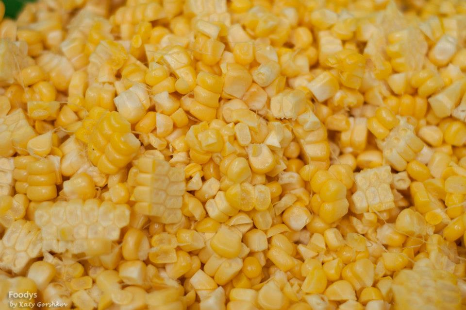 Свежая Кукуруза для поленты