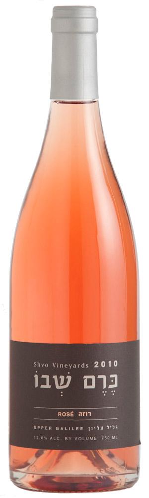 Израильское вино, Розе, Керем шво, Верхняя Галилея, Израиль