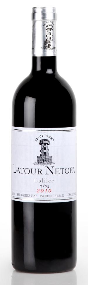 Израильское вино, Латур Нетофа, красное, Домейн Нетофа, Верхняя галилея, Израиль