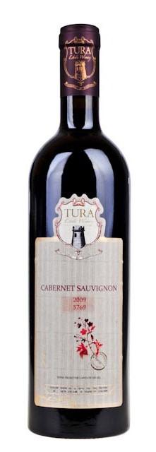 Израильское вино, Каберне совиньон, 2009, Тура, Иудейские горы, Израиль, Кошерное