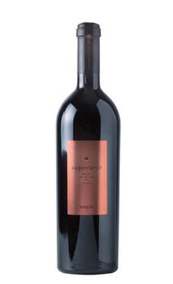 Израильское вино, Кошерное, мерло, 2008, Супериор, Баркан, Голанские высоты, Израиль