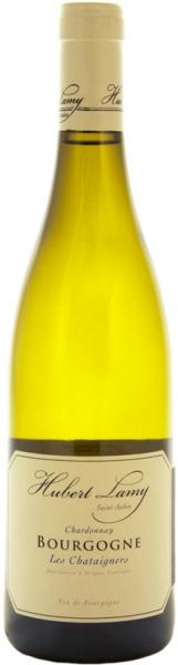 Французские вина, Бургонь, Шардоне Ле Шатэнер, 2010, Домэйн Хубер Лами, Сан Оба, Бургундия, Франция