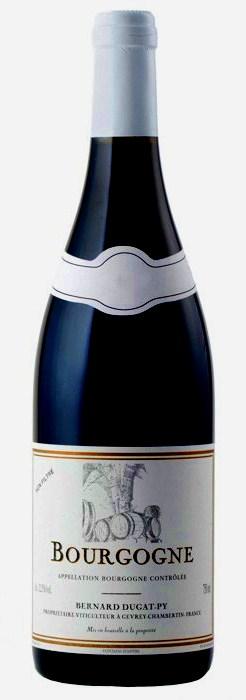 Французское вино, Бургонь Руж, Дуга Пи, Бургундия, Франция