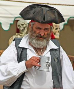 Грог - напиток Британских моряков и пиратов всего мира