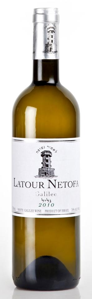 Израильское вино, Латур Нетофа, Белое, 2011, Домэйн Нетофа, Нижняя Галилея, Израиль