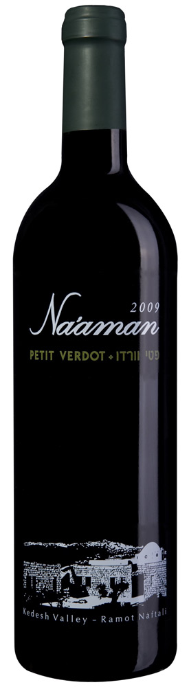 Израильское вино, Пети Вердо, 2009, Нааман, Верхняя Галилея, Израиль