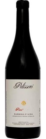 Итальянские вина, Piani 2009, Barbera d'Alba DOC, Pelissero, Пьемонте, Италия