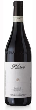 Итальянские вина, Nebbiolo, 2010, Langhe DOC, Pelissero, Пьемонте, Италия