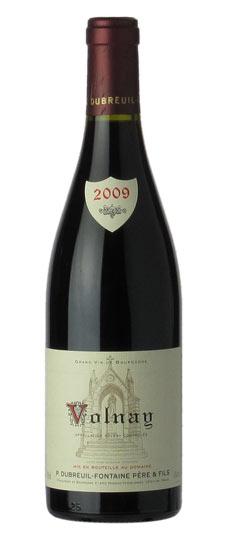 Французские вина, Волнэ, 2010, Домэйн Дюброй-Фонтэйн, Бургундия, Франция