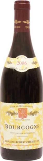 Французское вино, Bourgogne, 2008, Domaine Robert Chevillon, Cote de Nuits, Бургундия, Франция