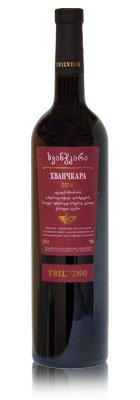 Грузинское вино, Khvanchkhara,  2010, Tbilvino, Рачи, Кахетия, Грузия